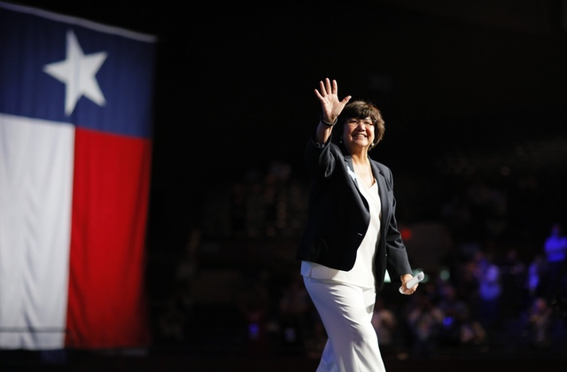 Latina Lesbian Running in Texas Gubernatorial Election