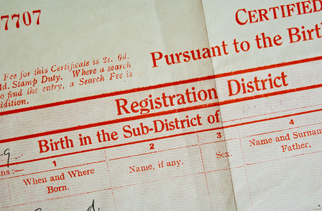 Third Gender Option Set to Go Into Effect on Washington State Birth Certificates