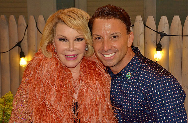 Joan Rivers Lives On in New Show at Empire Stage