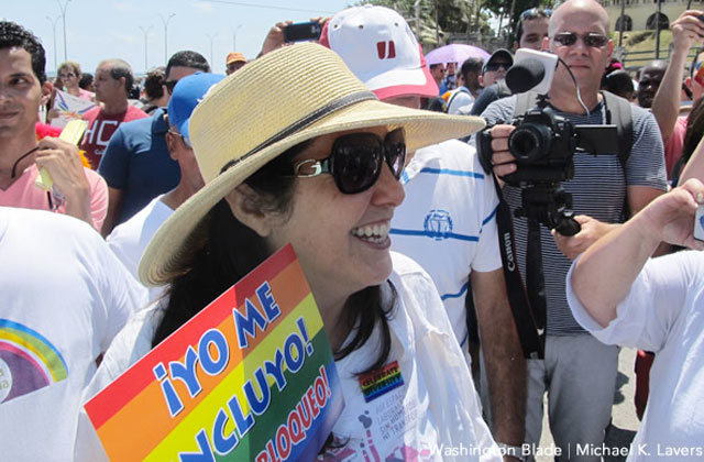 Mariela Castro: Father is 'Supportive' of Pro-LGBT Efforts