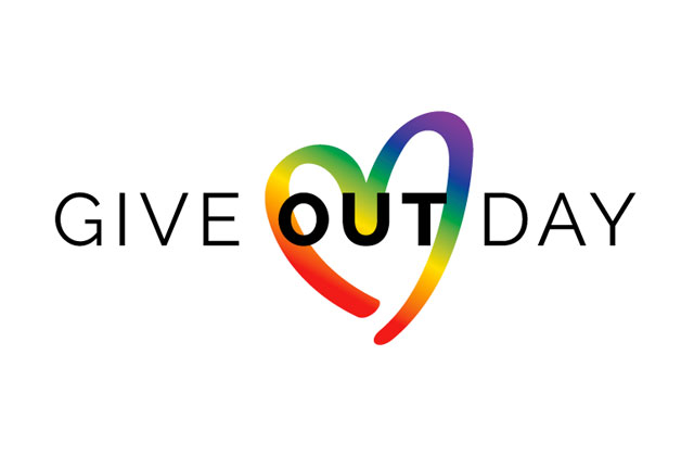 Give OUT Day Online Fundraising Event Set for April 20