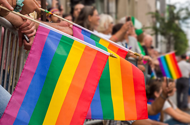 Win a Trip to the National DC Pride March in June