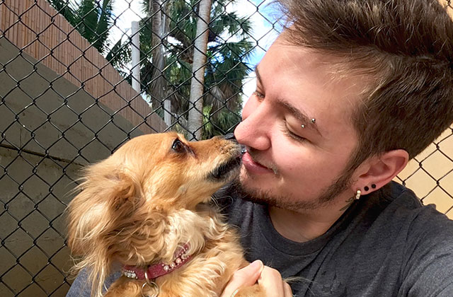 Column: The Dog Who Saved My Life