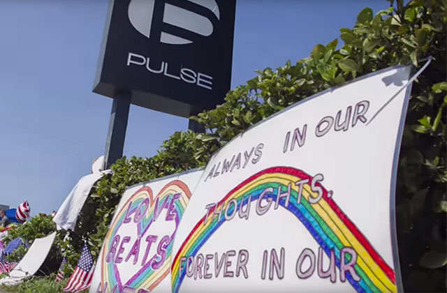 Orlando Mayor Omits 'LGBT' and 'Latinx' from Pulse Memorial