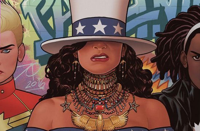 America Chavez is Marvel's Lesbian Latinx Superhero