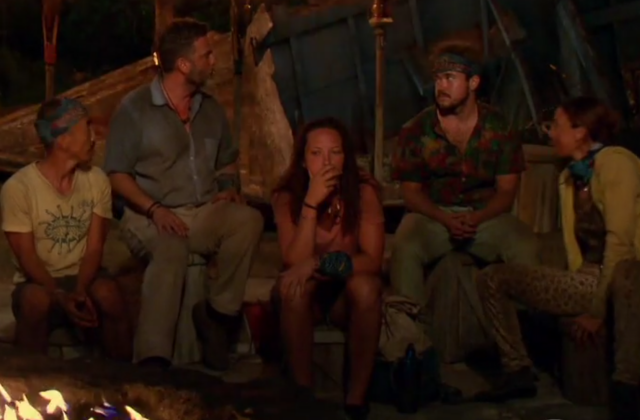 Gay 'Survivor' Contestant Outs Trans Castaway