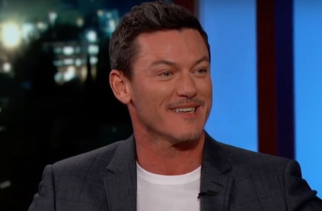 Luke Evans Talks Being Openly Gay in Hollywood