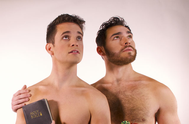 Catholic Extremists Protest Atlanta Production of Gay Biblical Comedy