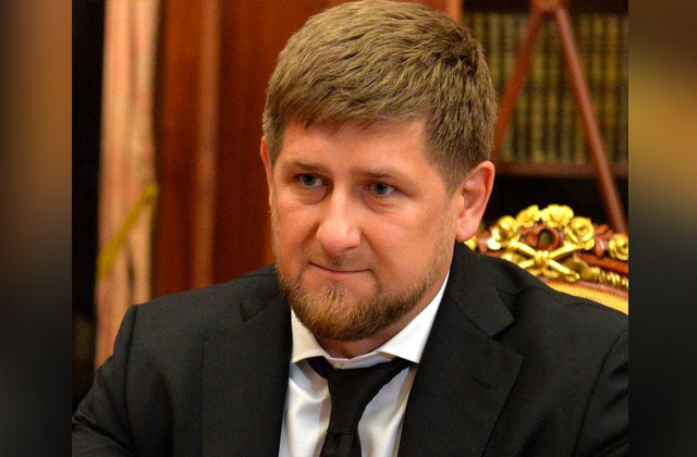President of Chechnya Denies Existence of Gays