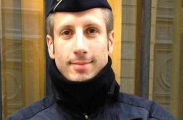 Gay Policeman Killed in Paris Shooting