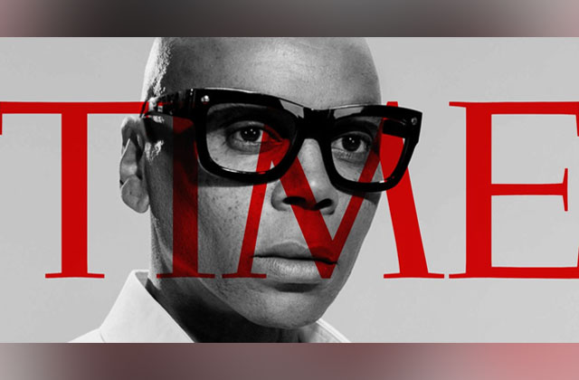 Gavin Grimm, RuPaul Named on Time's 100 Most Influential People
