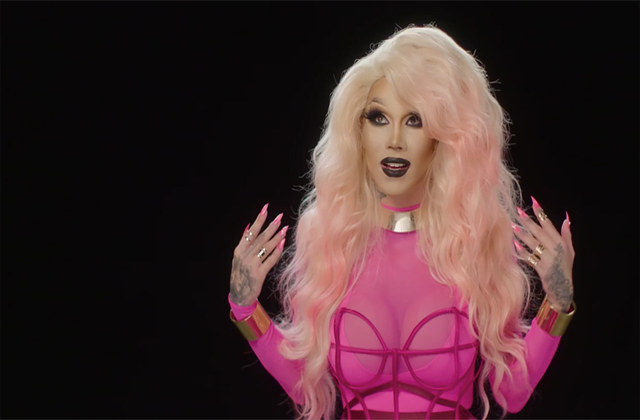 "Exit Interview, Kimora Blac, 2nd Girl Out of ""RuPaul's Drag Race"" Season 9"