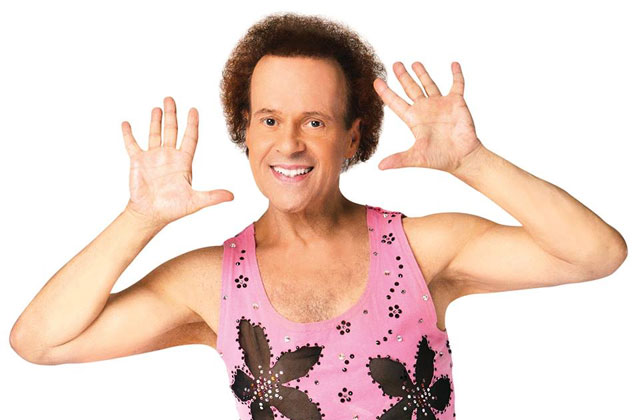 Richard Simmons sues National Enquirer for libel