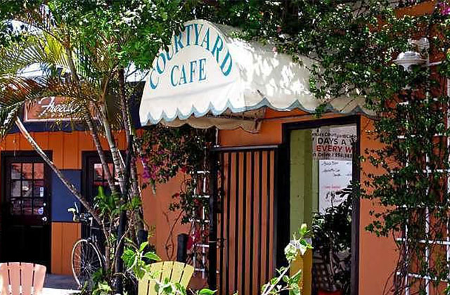 Paid Parking a Nightmare for Courtyard Cafe