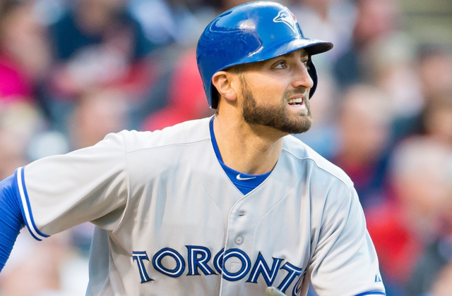 Blue Jays Suspended Kevin Pillar for Two Games Over Homophobic Slur