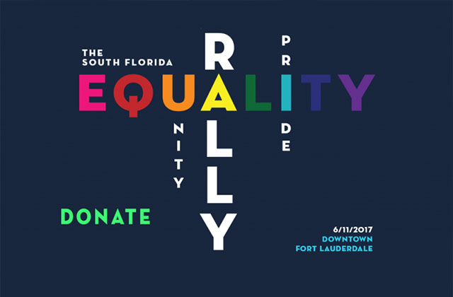 Equality Rally Organizers Set-up GoFundMe Page