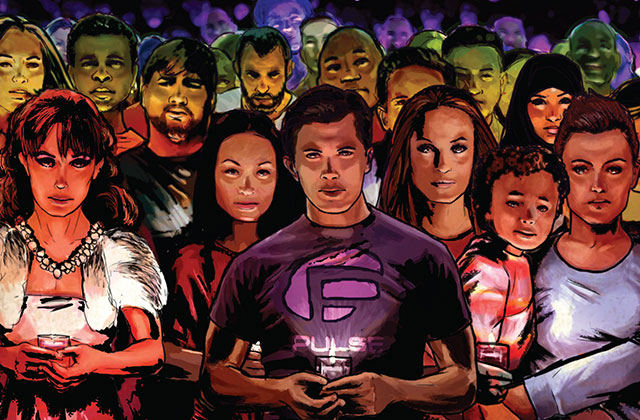 MegaCon Honors Pulse Victims with 'Love is Love' Art Auction
