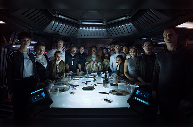 'Alien: Covenant' Knocks 'Guardians' Out of Top Box Office Spot
