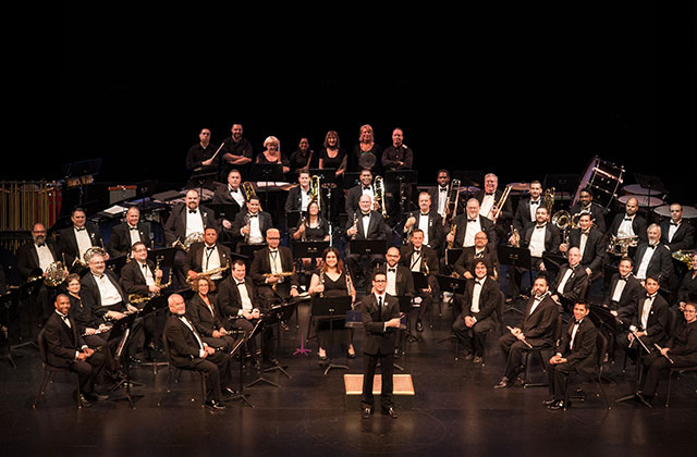 Pride Wind Ensemble Performs Music of LGBT Composers