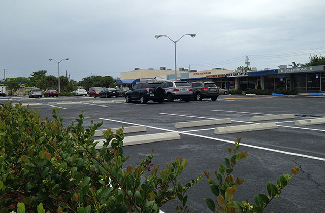 Business Owners Glad to Finally Have Parking Lot Improved