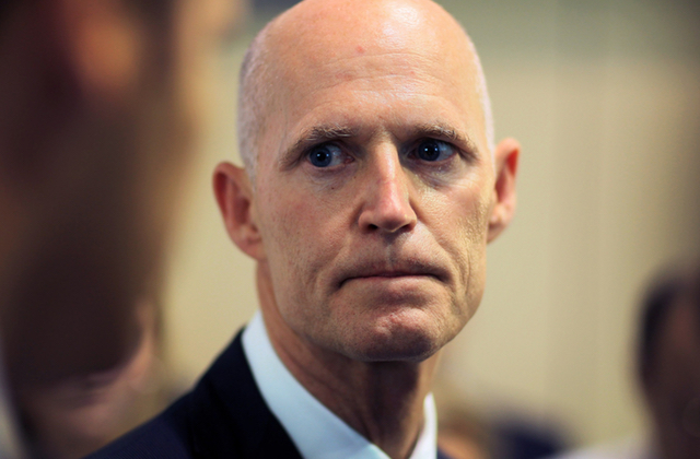 Governor Scott Breaks Pulse Promise