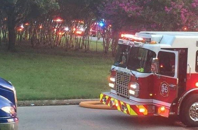 Watch: Dallas Firefighters Say LGBT Center Intentionally Set on Fire