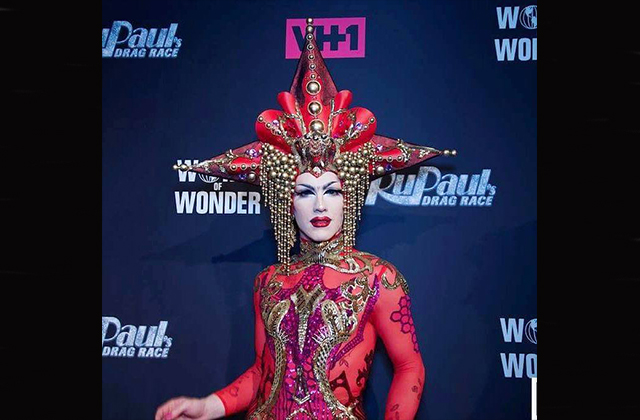 Sasha Velour, 'America's Next Drag Superstar'