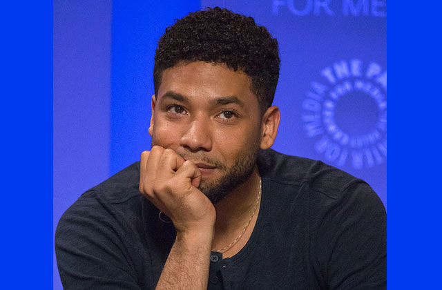 Jussie Smollett Raises $40,000 To Fight HIV/AIDS In Black Communities