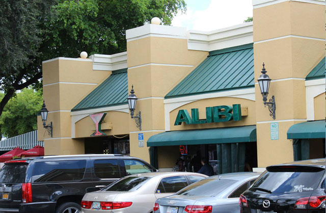 Annual Underwear Auction Returns To The Alibi