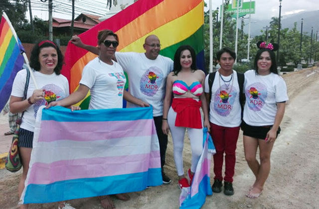 Activists in Violence-Plagued Honduras City Hold Pride Parade