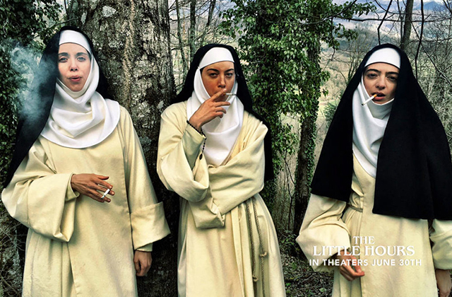 Screen Savor: 'The Little Hours' Delivers Big Laughs