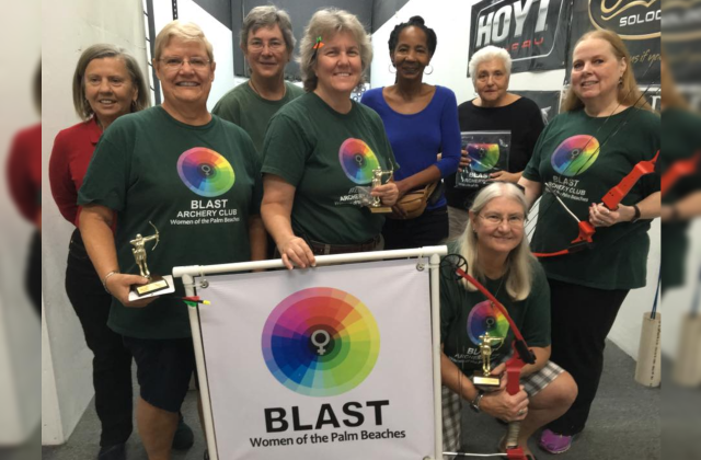 Women Looking to Meet Women can have a 'BLAST' in the Palm Beaches