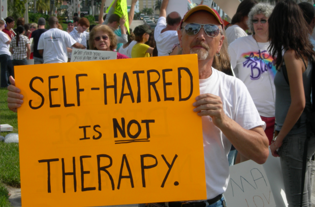 Disagreements on Conversion Therapy Ban Open Important Discussion