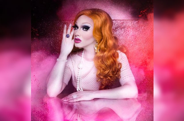 "Drag Star Jinkx Monsoon Opens Up On Being Non-Binary: ""I choose to educate rather than get upset"""