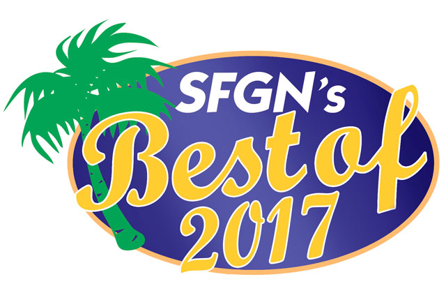 SFGN's 'Best Of 2017' Winners