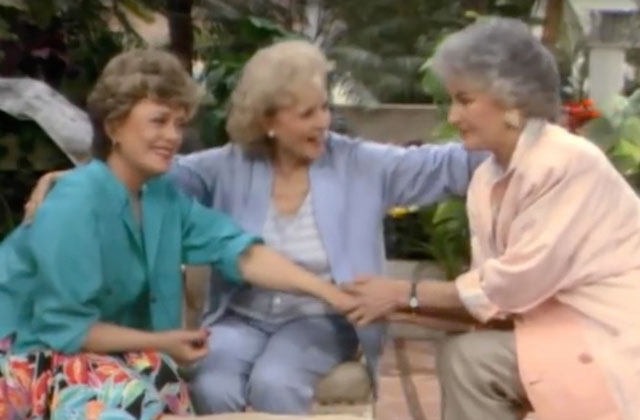 Gay, Male 'Golden Girls' Reboot Delayed by 'Ageism,' 'Homophobia' in Hollywood