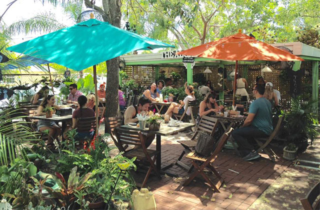 Eucalyptus Gardens Has a New Name, But Same Hipster Vibe