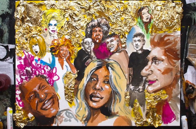 Laverne Cox Narrates Illustrated Video on History of Transgender Rights