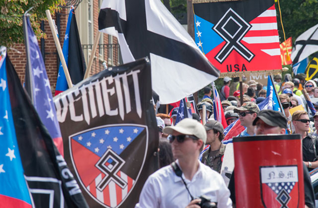 LGBT Groups Condemn White Nationalist Rally in Charlottesville