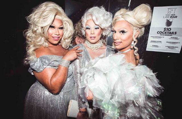 Drag Queens Save Gay Man From Homophobic Assault