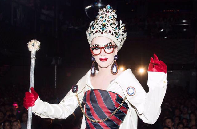 'RuPaul's Drag Race' Winner Sasha Velour to Headline Benefit for Homeless LGBTQ Youth