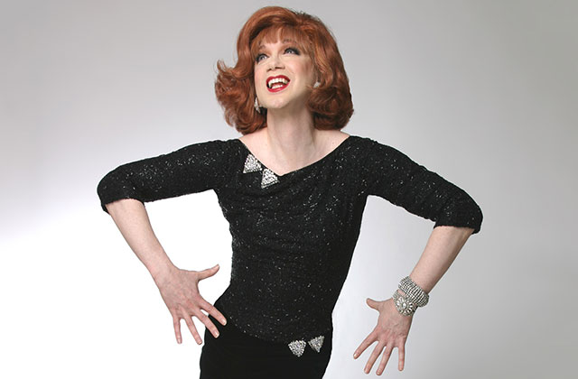 Palm Beach Dramaworks Presents 'An Evening with Charles Busch'