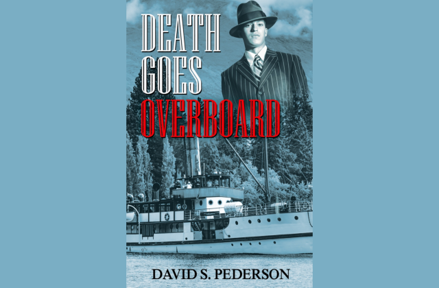 What to Read: 'Death Goes Overboard' by David S. Pederson