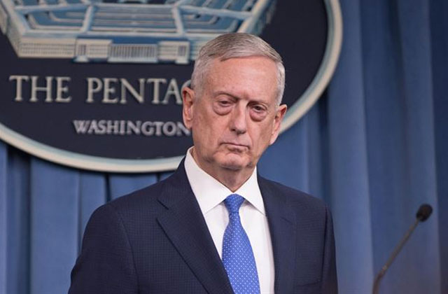 Mattis: Trans Troops Can Re-Enlist in Armed Forces — For Now