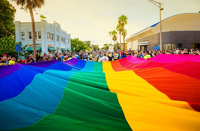Space Coast Pride in Melbourne on Sept. 30