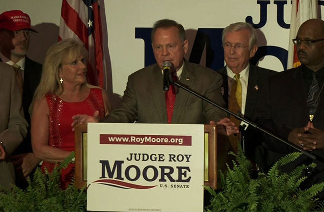 GOP Senate Candidate Accused of Molestation; Defended with Biblical Tale