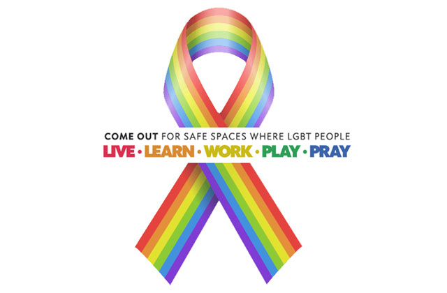 On the LGBT Network's 16th Annual National Coming Out Day, Be One of Thousands Who #WearTheRibbon