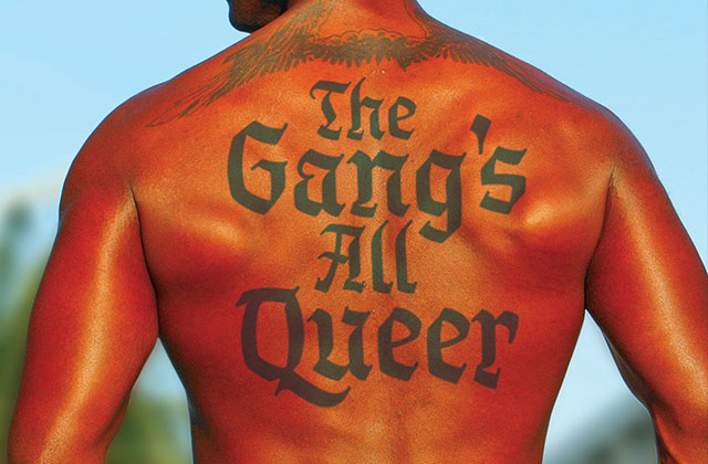 What to Read: 'The Gang's All Queer: The Lives of Gay Gang Members'