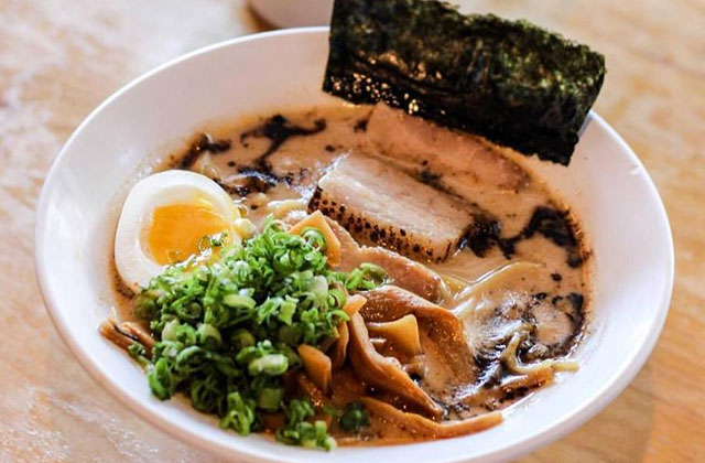 Rick's Reviews: Ramen? Amen!
