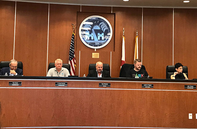 Wilton Manors to Install Metal Detectors in Commission Chambers